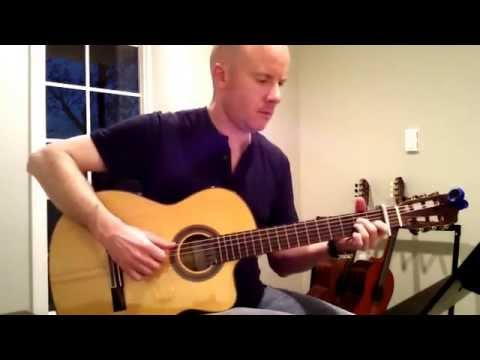 Florence + The Machine: St. Jude for classical guitar + TAB