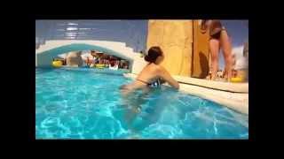 Отдых 2013 Абхазия черное море аквапарк GO-PRO(Незабываемый отдых в Абхазии., 2013-11-28T09:29:18.000Z)