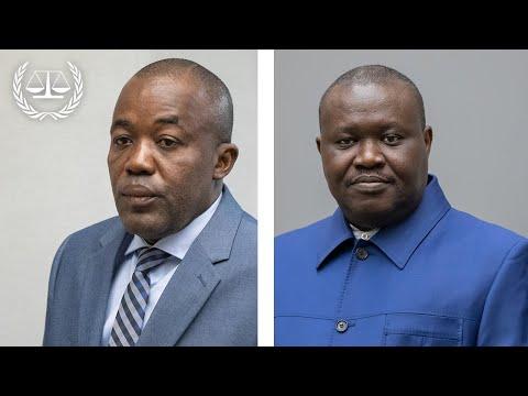 Première comparution d'Alfred Yekatom devant la CPI, 23 novembre 2018