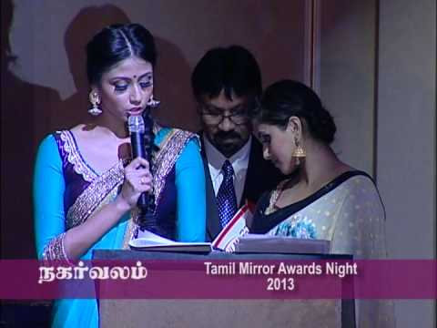 TAMIL MIRROR AWARDS NIGHT 2013 - NOVEMBER 17, 2013, TORONTO.