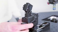 Installation of a headstage to Sensapex micromanipulator