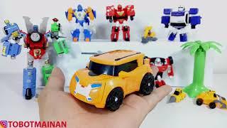 Tobot X Toys Robot Cars Transformers