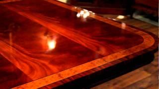 Henredon Aston Court, Henredon Dining Table