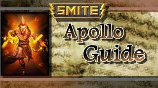 Smite - How t๐ play Apollo / Guide / Tutorial [german]