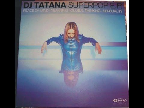 DJ Tatana - Superpop EP