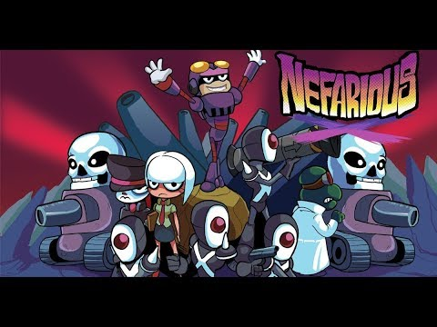 Nefarious Part 4 Would You Date A Super Villain Youtube