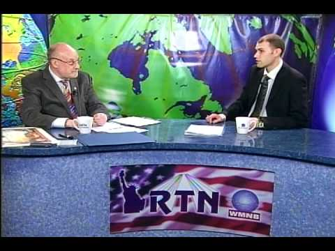 Vlad Kolesnikov Interview on RTN-WMNB. April 26, 2012