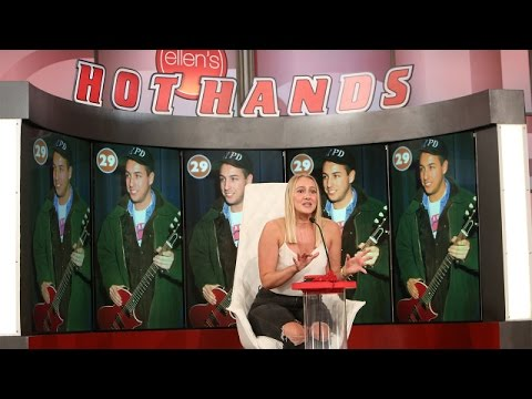 'Hot Hands': '90s Stars Edition