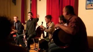 Crosswind feat. Rolf Wagels: Bodhrán Witze & Reel Set