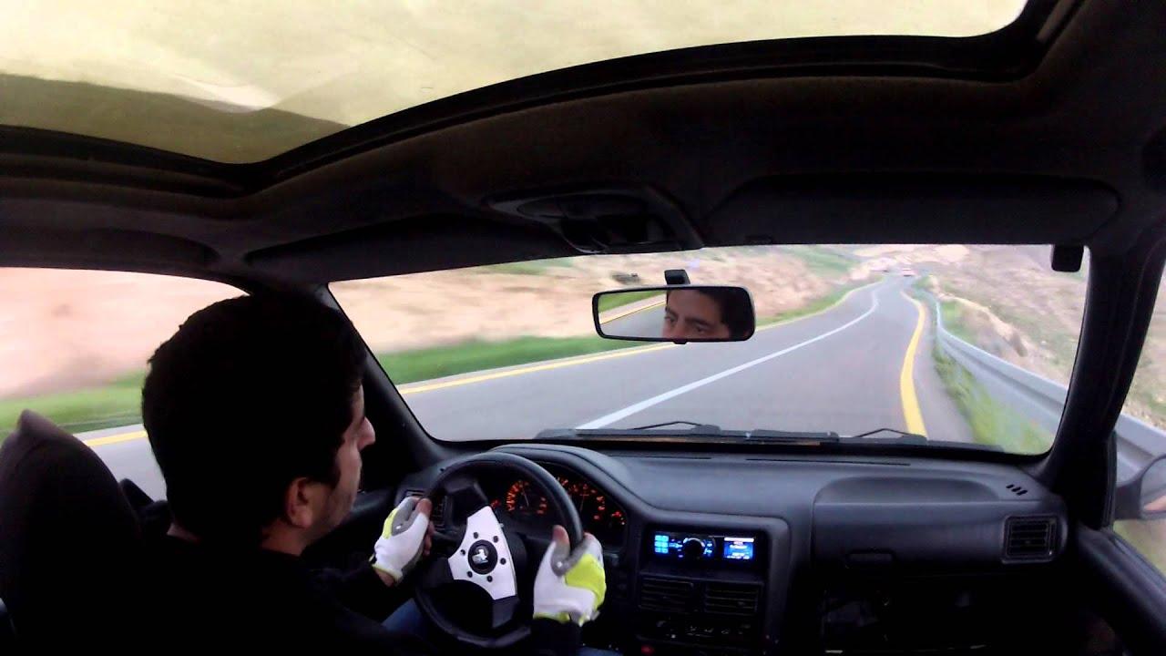 מדהים כביש ארץ המרדפים פיג'ו 106 - YouTube PF-21