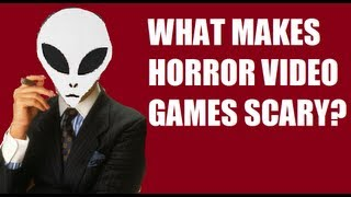 What Makes Horror Video Games Scary?