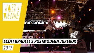 Scott Bradlee's postmorden jukebox - Jazz à Vienne 2017 - Live