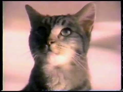 Meow Mix Commercial 1994