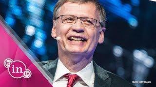 """Moderator günther jauch ist im deutschen fernsehen ein absoluter zuschauerliebling und vor allem aus der sendung """"wer wird millionär?"""" nicht mehr wegzudenken..."""