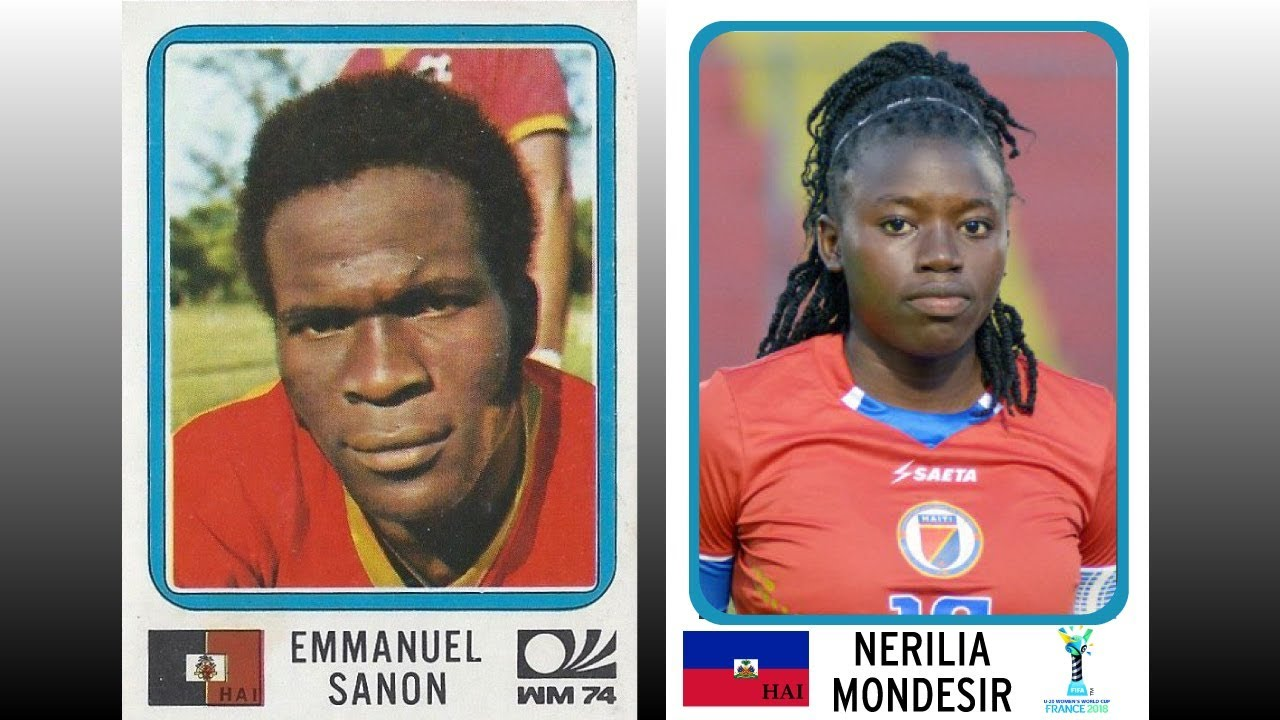 best service 4eefd ee342 Reliving the best scorers of the Haitian National Soccer teams