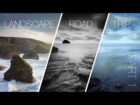 Landscape Photography Road Trip - Part 1