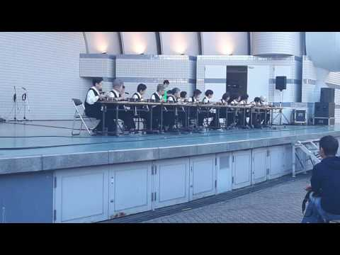 Yoyogi park concert