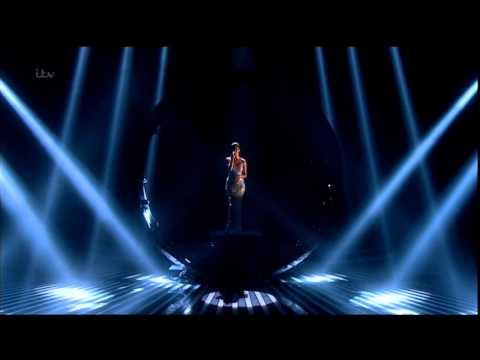 Nicole Scherzinger - Run Live @ X Factor UK 2014