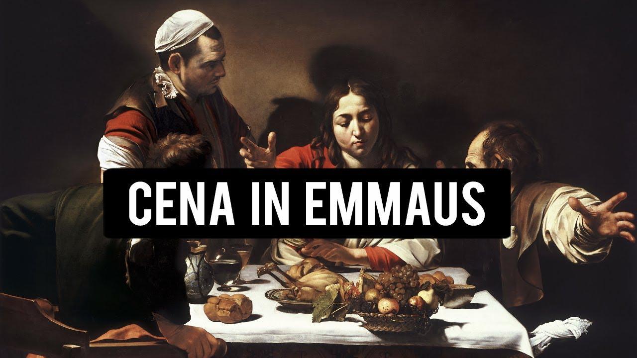 Cena in emmaus caravaggio youtube for Foto di zig e sharko