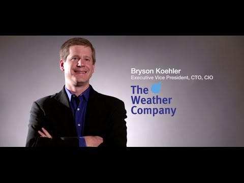 The Weather Company Delivers 15 Billion Forecasts per Day Using AWS