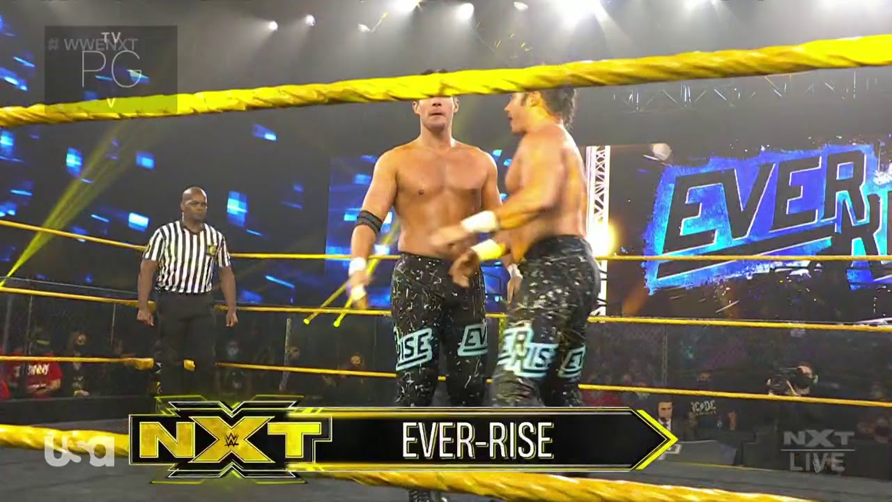 Download Grizzled Young Veterans are back and brutally attacks Ever-Rise (Full Segment)