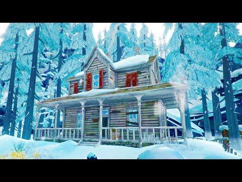 SURVIVOR LOCATES OTHER SURVIVOR IN CURSED TOWN! - The Long Dark Wintermute Story Mode Gameplay Ep 2