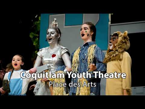 Place des Arts Coquitlam Youth Theatre: Why we love CYT!