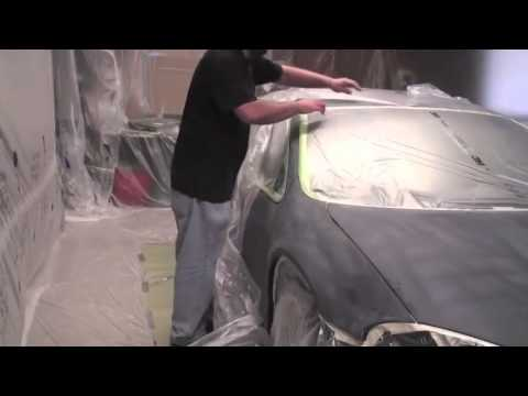 How To Paint In Your Garage Full Color Change Part 7 Spray How To Enamel In Your Garage Copious Flag
