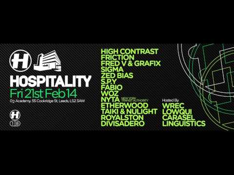 21.02.14 Hospitality Leeds - Divisadero Exclusive Mix