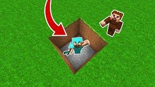 FAKİR, ZENGİNİ TUZAĞA DÜŞÜRDÜ! 😱 - Minecraft