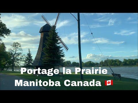 Portage La Prairie, MB: My First Canadian Hometown | Anaandmy Famvlogs