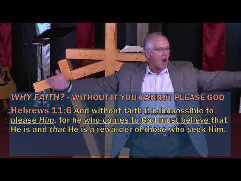 Pastor Marty Duncan - Faith