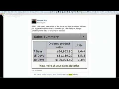 Launch.  Rank.  Win!  - on Amazon - Jason Fladlien Explains How