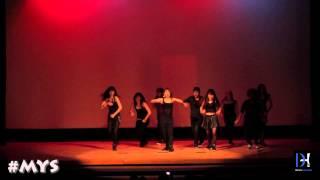 UBC Dance Horizons: MYS Street Jazz 2012