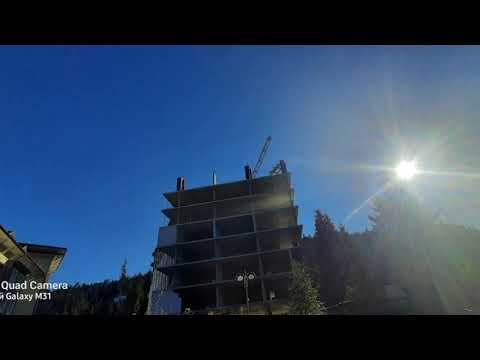 Хід будівництва апарт-готелю Le Meandre. Початок вересня