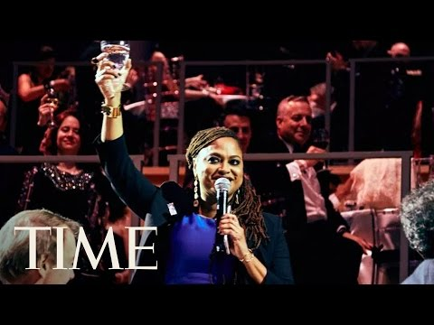 Ava DuVernay Delivers Touching Tribute To Her Aunt With TIME 100 Gala Toast | TIME 100 | TIME