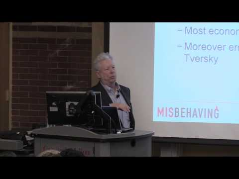 Richard Thaler on Behavioral Economics: Past, Present and Future