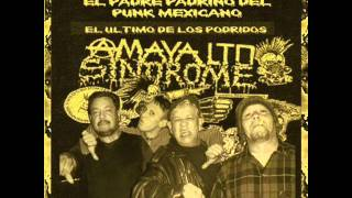 SINDROME DEL PUNK - NIÑOS IDOS (THE EXPLOITED EN MEXICO)