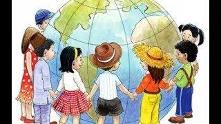 Dünya Çocuk günü Şarkısı / Çocuk Şarkıları (altyazılı)