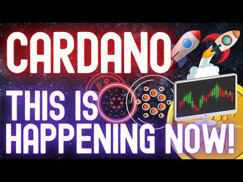 Cardano ADA Price News Today - Technical Analysis Update and Price Now!