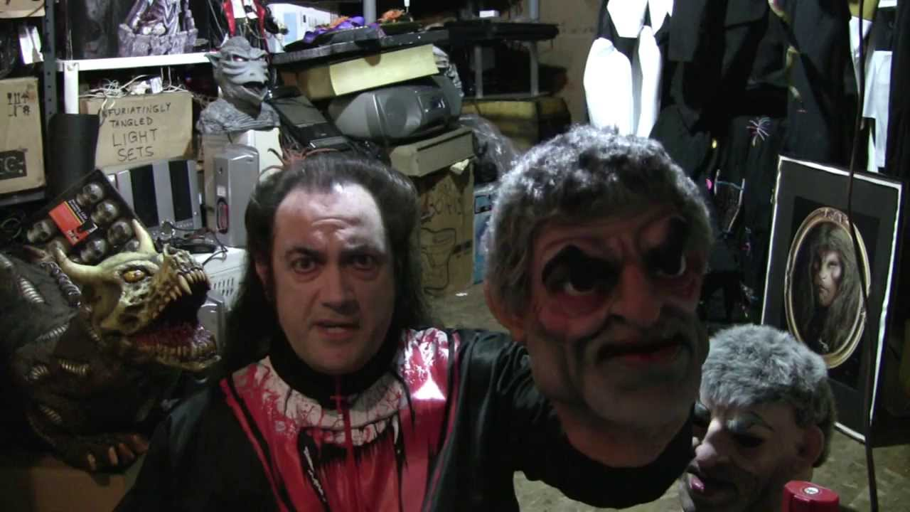 mask fan attic quotbrutequot seen in quothalloween 5quot youtube