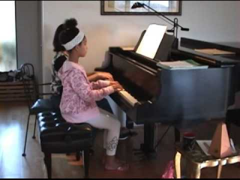 Simple Gifts piano duet