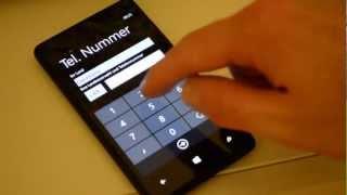 WhatsApp unter Windows Phone 8 - Läuft! Getestet von Tom testet