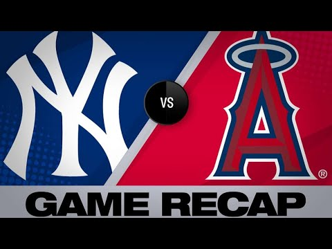 4/24/19: Yankees come back from trailing by 5 runs