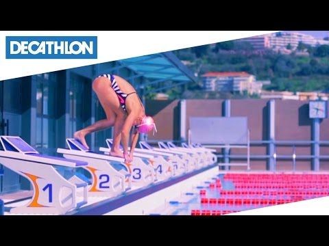 4f1993abb1 Tutorial di nuoto - Lezione 6: la partenza   Decathlon Italia - YouTube