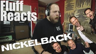 Fluff Reacts: Nickelback - The Betrayal Act III