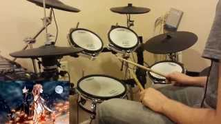 Sword Art Online OP 2 - Innocence (English) Drum Cover