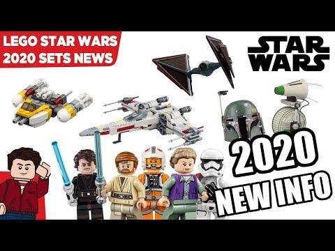 NEW LEGO Star Wars 2020 Set Info