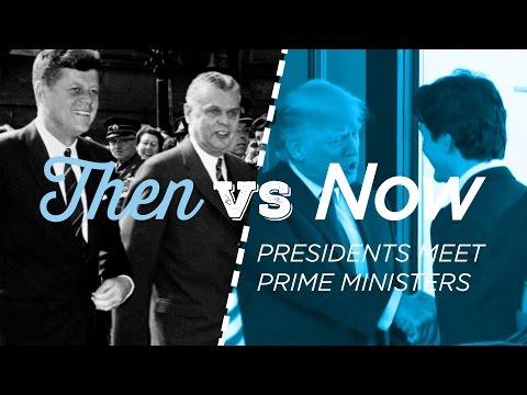 When Presidents meet