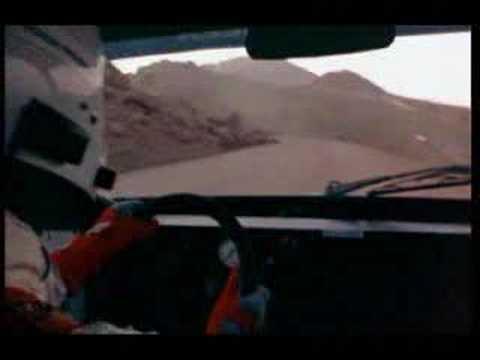 Pikes Peak Hill Climb Peugeot 405 T16